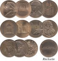 """DDR-Medaillenserie """"450 Jahre Reformation 1967"""