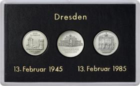 Dresden 13. Februar 1945 - 13. Februar 1985