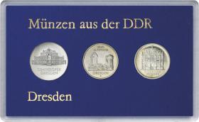 Münzen aus der DDR - Dresden