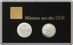 DDR-Münzsatz 750 Jahre Berlin