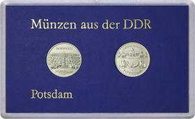 DDR Motivsatz Potsdam 1986