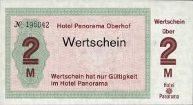 DDR Hotel Panorama Oberhof 2 Mark (1)
