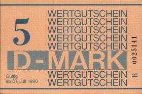 MDI-39 DDR Gefängnisgeld 5 DM (1990) (1)