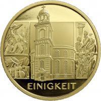 Deutschland 100 Euro 2020 Einigkeit (Gold)