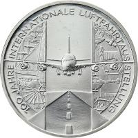 Deutschland 10 Euro 2009 Luftfahrtausstellung stg