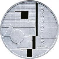 Deutschland 10 Euro 2004 Bauhaus Dessau PP