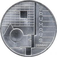 Deutschland 10 Euro 2004 Bauhaus Dessau stg