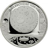 Deutschland 10 Euro 2008 Himmelsscheibe von Nebra PP