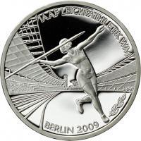 Deutschland 10 Euro 2009 Leichtathletik-WM in Berlin PP
