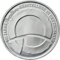 Deutschland 10 Euro 2010 Porzellan stg