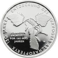 Deutschland 10 Euro 2011 Archaeopteryx  PP