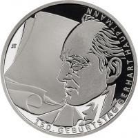 Deutschland 10 Euro 2012 Gerhart Hauptmann PP