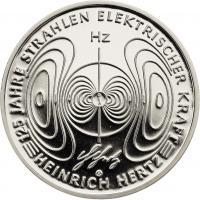 Deutschland 10 Euro 2013 Heinrich Hertz PP