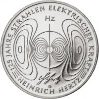 Deutschland 10 Euro 2013 Heinrich Hertz prfr