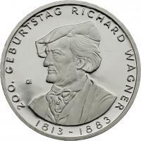 Deutschland 10 Euro 2013 Richard Wagner prfr