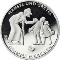 Deutschland 10 Euro 2014 Hänsel und Gretel PP
