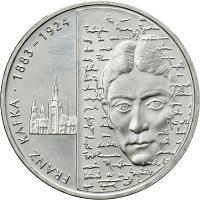 Deutschland 10 Euro 2008 Franz Kafka stg