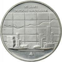 Deutschland 10 Euro 2007 Bundesbank stg