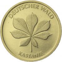 Deutschland 20 Euro 2014 Kastanie (Gold)