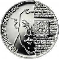 Deutschland 20 Euro 2017 500 Jahre Reformation PP