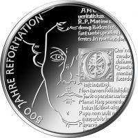 Deutschland 20 Euro 2017 500 Jahre Reformation prfr