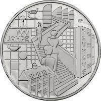 Deutschland 20 Euro 2019 100 J. Bauhaus prfr
