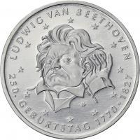 Deutschland 20 Euro 2020 Ludwig van Beethoven prfr