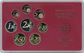 Deutschland Euro-KMS 2002 PP komplett