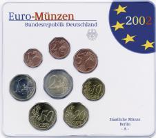 Deutschland Euro-KMS 2002 stg