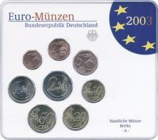 Deutschland Euro-KMS 2003 stg