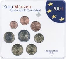 Deutschland Euro-KMS 2004 stg