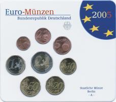 Deutschland Euro-KMS 2005 stg