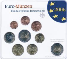 Deutschland Euro-KMS 2006 stg