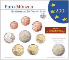 Deutschland Euro-KMS 2007 stg