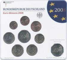 Deutschland Euro-KMS 2008 stg