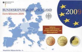 Deutschland Euro-KMS 2009 stg
