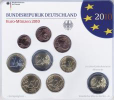 Deutschland Euro-KMS 2010 stg