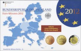 Deutschland Euro-KMS 2012 PP