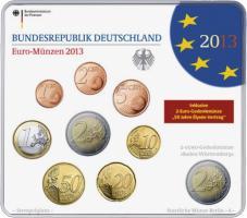 Deutschland Euro-KMS 2013 stg