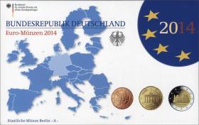 Deutschland Euro-KMS 2014 PP