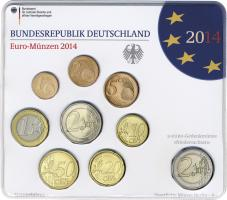 Deutschland Euro-KMS 2014 stg