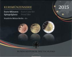 Deutschland Euro-KMS 2015 PP