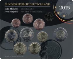 Deutschland Euro-KMS 2015 stg