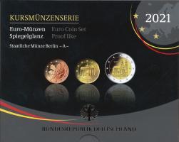 Deutschland Euro-KMS 2021 PP