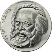 """Ehrenmedaille Parteihochschule """"Karl Marx"""" beim ZK der SED"""