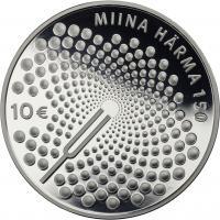 Estland 10 Euro 2014 Miina Härma PP