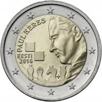 Estland 2 Euro 2016 Paul Keres