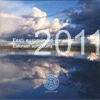 Estland Euro-KMS 2011
