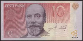 Estland / Estonia P.86b 10 Kronen 2007 (1)