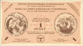 Estland / Estonia ES05c: 1 Punkt 30.4.1944 (1)